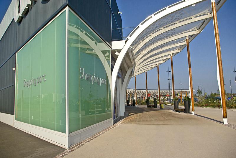 Menuiserie aluminium arzel r f rences for Garage audi meaux